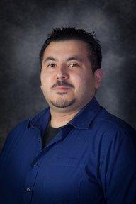 Office Administrator Javier Ibarra